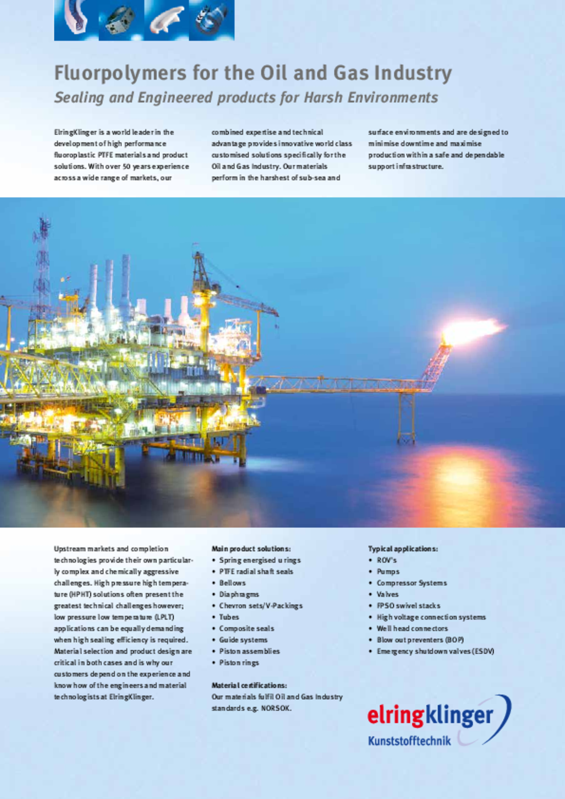 Industry Special: Oil and Gas