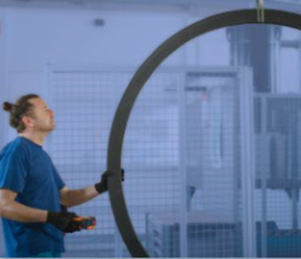large diameter PTFE seals up to 3000 mm