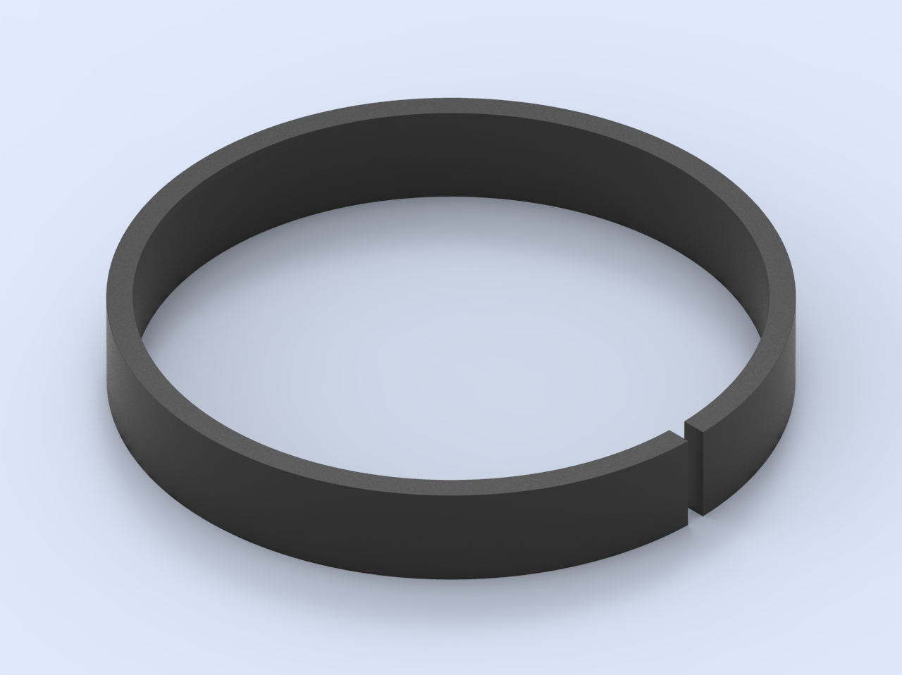 Guide Ring Version Straight Joint
